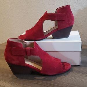 New Eileen Fisher Iris Wedge Sandal